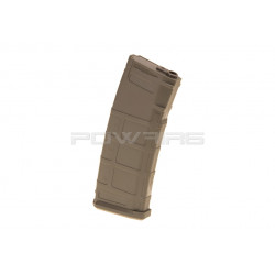 S&T 120 rds polymer magazine for M4 Dark Earth - Powair6.com