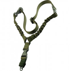 1 Point QD Tactical Bungee Sling (green) -