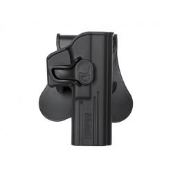 Amomax holster GEN2 pour GLOCK 17 -