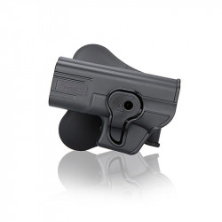 Amomax GEN2 holster for GLOCK 19 left handed - Powair6.com