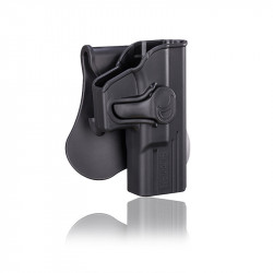 Amomax holster GEN2 pour GLOCK 19 -