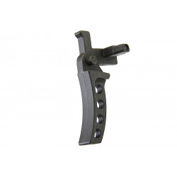 ARES Metal Trigger Type B for ARES Ambi Selector Gearbox (SR-25 / M45 Series) -