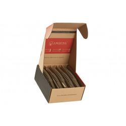 ARES Amoeba 140rds Magazines for M4/M16 AEG - DE (5pcs / Box) -