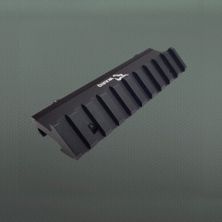 WARQ Rail picatinny 45° - Powair6.com