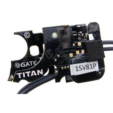 Gate Mosfet Titan basic module V2 (câblage avant) -