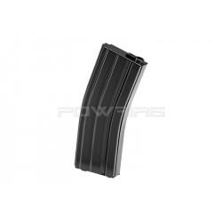 G&G 125rds Metal Mid-cap Magazine M4 AEG (Black) -