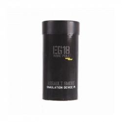 Enola gaye EG18 Smoke Grenade - Black -