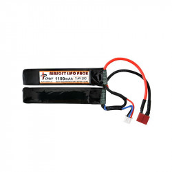 IPOWER 7.4v 1100mah 20C double stick lipo battery (dean) -