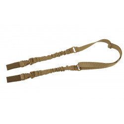 2 Point QD Tactical Bungee Sling tan -