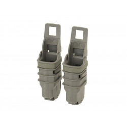 FMA FAST Magazine Holster Set for pistol Foliage Green -