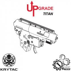 Upgrade pack TITAN for KRYTAC M4 -