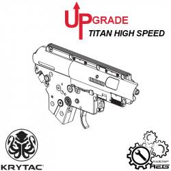 Upgrade pack TITAN High speed for KRYTAC M4 -