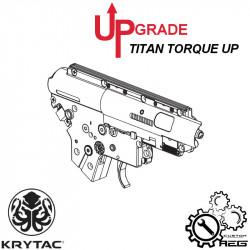Upgrade pack TITAN TORQUE UP for KRYTAC M4 -