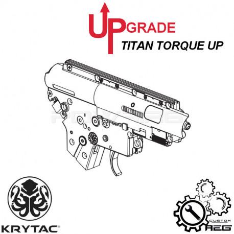 Pack Upgrade TITAN TORQUE UP pour KRYTAC M4
