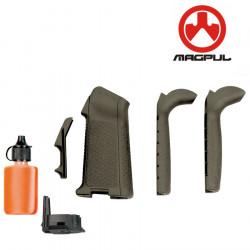 Magpul MIAD® GEN 1.1 Grip Kit – TYPE 1 – AR15/M4 pour GBBR - OD -