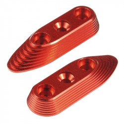 Maxx Model Supports CNC rouge pour canon externe VFC SCAR-L/H - Style A