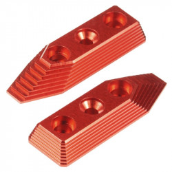 Maxx Model CNC Aluminum Barrel Screw Support (Style B) (red) - VFC SCAR-L/H -