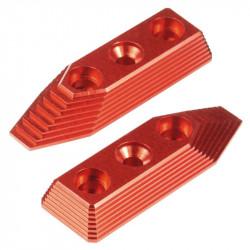 Maxx Model Supports CNC rouge pour canon externe VFC SCAR-L/H - Style B