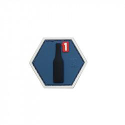 BEER REQUEST Hexagon Velcro patch