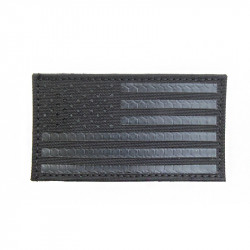 US Flag - IR / Infrared Velcro patch -