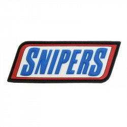 SNIPERS Velcro patch -