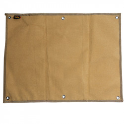 JTG Foldable Morale velcro Patch Panel - Coyote brown -