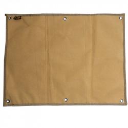 JTG Panneau Velcro pour Patchs - Coyote brown -