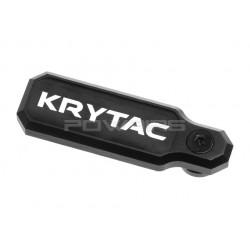Nitro.VO emblème Krytac pour RIS Keymod - version rectangulaire