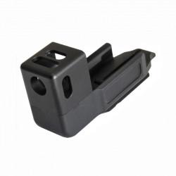 Compensateur CNC aluminium pour Glock 17