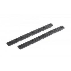 VFC QRS M-LOK Slot Cover (BK) 2 packs / set -