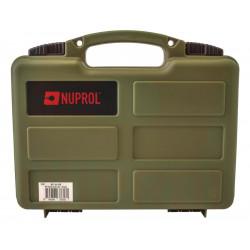 Nuprol Pistol Hard case with Cutted foam - OD