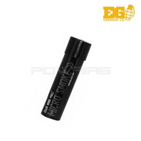 Enola Gaye Fumigène EG25 Micro Smoke - Noir -