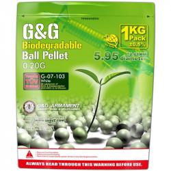 G&G bio 0.20gr sachet de 1KG