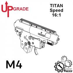 Upgrade pack SPEED AEG M4 with TITAN