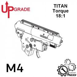 Pack upgrade Torque AEG M4 / HK416 avec TITAN -
