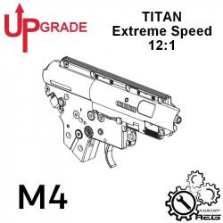 Upgrade pack Extreme Speed AEG M4 / HK416 with TITAN -