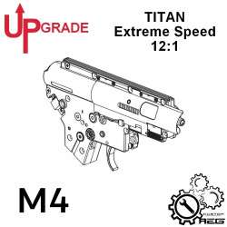 Upgrade pack Extreme Speed AEG M4 with TITAN