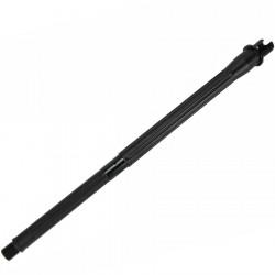 Kublai canon externe CNC 14.5 inch pour M4 AEG - Noir -