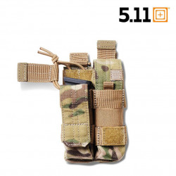 5.11 Double PA Bungee - Multicam