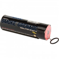 Enola gaye Black Wire Pull Smoke Grenade WP40