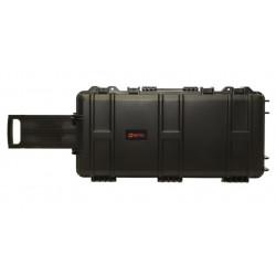 Nuprol Medium Gun Case 75 x 33 x 13 - Black