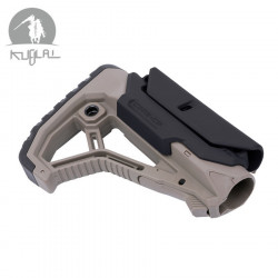 Fab Core-CP style polymer stock - Dual Tone -