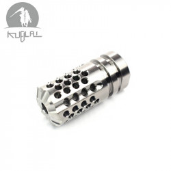 KUBLAI SLR Style flash hider Stainless -