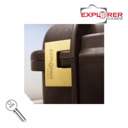Explorer Cases Key Locks -