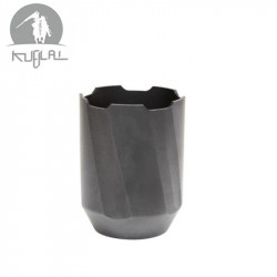 KUBLAI Atlas Style Compensateur + Atlas Blast Shield - BK -