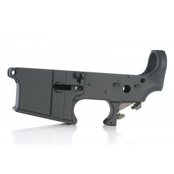 Systema lower receiver M4A1 PTW sans marquages - AIRSOFT