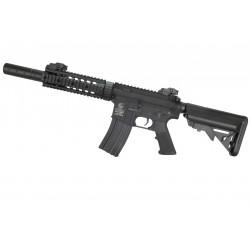 Cybergun Colt M4 Silent OPS AEG Black