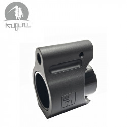 Kublai BAD style lightweight gas block for M4 AEG -