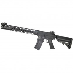 Cybergun Colt M4 Harvest AEG Noir