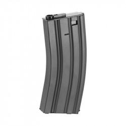 Cybergun chargeur COLT Mid-Cap 120 billes pour AEG M4/M16 -